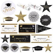 graduation cap for sale wholesale 2017 graduation party paper cutout decoration graduation