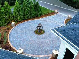 beautiful circular driveway design ideas pictures amazing