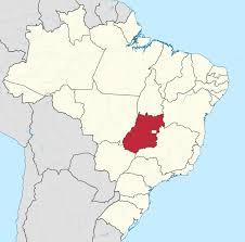 Cool Brazil Flag Goiás Wikipedia