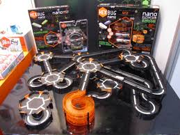 hexbug nano glow in the race track fair 2013 cons and