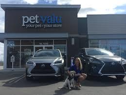 lexus of edmonton hours supporting pet appreciation month at pet valu webber greens drive