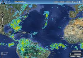 Weather Map Of Florida by Pdc Weather Wall 2012 June 12 World U0026 039 S Weather And