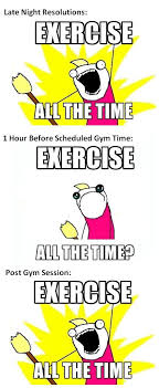Exercise Meme - fitblr motivation exercise meme all the things endorphins gym