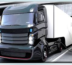 truck tesla tesla unveils electric semi truck coherent news