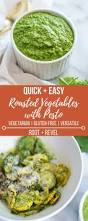 Roast Vegetables Recipe by Easy Roasted Vegetables With Pesto Root Revel