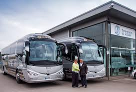 Irizar i6 coaches strike gold at east london 39 s goldline executive