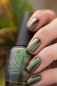 my new favorite nail color peace and love and opi my style