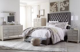 Ashley Furniture Upholstered Bed Coralayne Collection Bedroom Set By Ashley Furniture Furniture