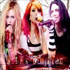 avril lavigne 414 wallpapers avril lavigne hayley williams amy lee by anniemessi on deviantart