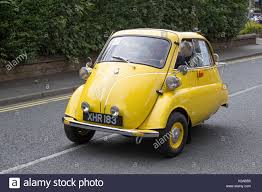 bmw vintage cars bmw isetta bubble car at the 2017 ormskirk motorfest on sunday 27