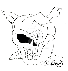 skull design by sparker si on deviantart