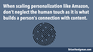 Creative Personalization How To Personalize Your Content Like Amazon Does With Its