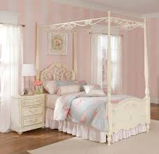 Canopy Bedroom Sets Pieces Cherry King Poster Canopy Bedroom Set With Marble Top