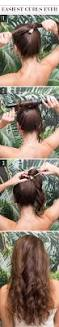 Easy Country Hairstyles 15 super easy hairstyles for lazy girls who can u0027t even easy
