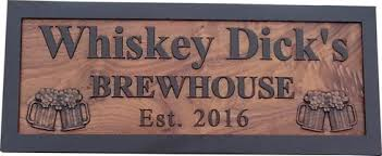 wedding gift signs personalized home bar sign custom pub sign personalized wedding