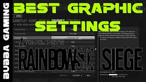 what is the meaning of siege best graphic settings guide rainbow six siege tips and tricks