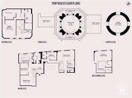 Dome Homes Floor Plans Domed Police Building Penthouse Is Still Beautiful Still Wants