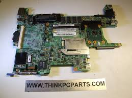 ibm x40 series non working motherboard for parts only 91p9381 with