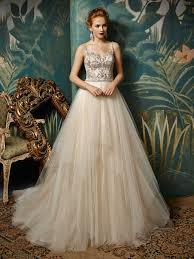 wedding dress not white 5 non white wedding dresses from enzoani our wedding