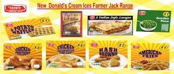 ices cuisine donald s ices