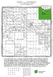 Ip Address Map Map Of The Internet 2 By Ephemeron Making Xkcd Slightly Worse