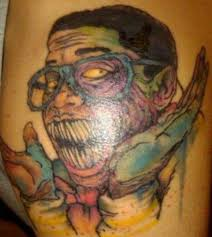 bad tattoos 14 of the strangely horrible team jimmy joe