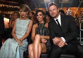 dierks bentley son taylor swift cassidy black and dierks bentley enjoy the show