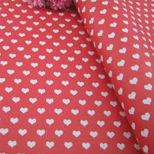 heart wrapping paper gift wrapping paper 5sheets lot 60g fancy design heart shaped 52