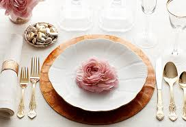 how do you set a table properly tips on how to set the table properly our tips for