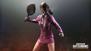pubg wallpaper 4k pubg pink skirt tuxedo and gas mask uhd 4k wallpaper pixelz