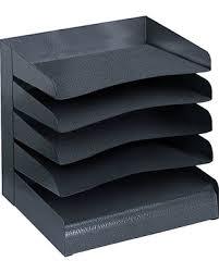 Desk Sorter Organizer Amazing Savings On Steel Desk Organizer Tray Sorter With 5