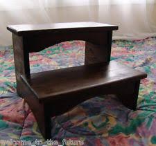 bedside step stool ebay