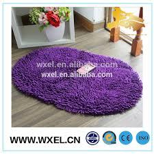 Luxe Microfiber Chenille Bath Rug Luxe Ronde Mat Microfiber Chenille Badmat Tafel Mat Mat Product Id
