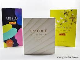 Parfum Evo all scents eau de parfum review evoke lolette get