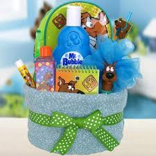 kids easter gift baskets kids gift baskets scooby doo gift baskets towel cakes for kids