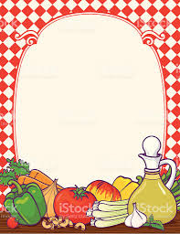 thanksgiving border clipart free food clipart borders u2013 clipart free download