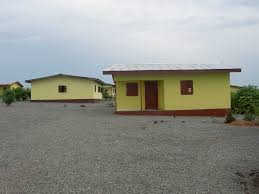Different House Designs by Resettlement Programmes Koidu Limited