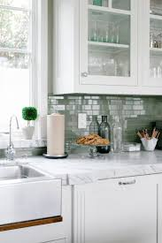 best 25 green tile backsplash ideas on pinterest green kitchen