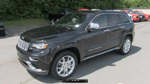 jeep grand reliability 2012 2014 jeep grand summit v8 start up exhaust and in depth