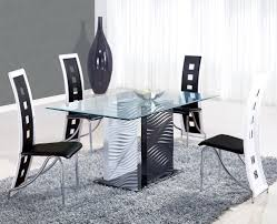 black glass dining room sets marceladick com