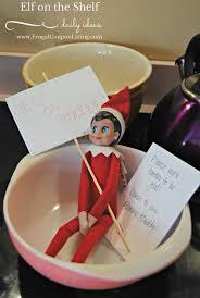 elf on the shelf thanksgiving elf on the shelf ideas elf is on strike