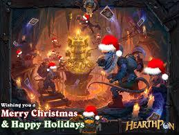 merry and happy holidays from hearthpwn news hearthpwn