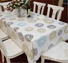 thick plastic table cover table cloths with floral and nature patterns ebay