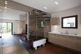 glass partition walls for home 30 ideas to use glass in modern house exterior and interior design