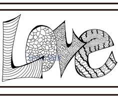 printable coloring pages of your name instant download color your name see if yours is available