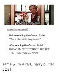 Harry Potter Trolley Meme - candy from the trolley dears wingardiumlevioswift before reading