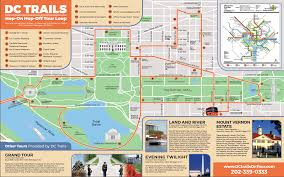 Virginia Capital Trail Map by Route Dc Trails