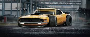 cars like a mustang mutant 1970 302 mustang looks like the car mashup from