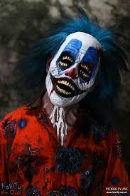 Evil Clown Halloween Costume 25 Clowns Ideas Clown Makeup Harlequin