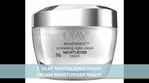 Bedak Olay 9 merk malam yang bagus dan aman untuk kulit wajah